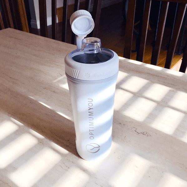 Optimum-You-Blender-Bottle-White